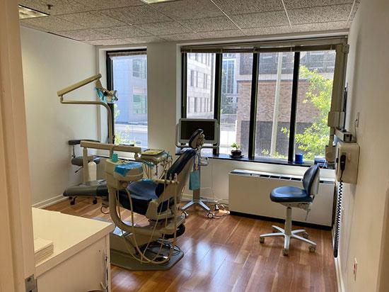 Comfortable Dental Office at L'Enfant Dental